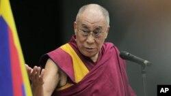 達賴喇嘛11月13日訪問日本時發表講話