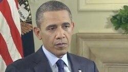Başkan'dan Amerika'nın Sesi'ne Özel Demeç