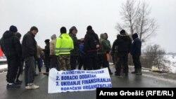 Blokada kod Doboja, 2. mart
