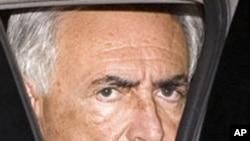 被控性侵犯的国际货币基金组织总裁施特劳斯-卡恩