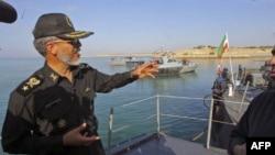 Đô đốc Habibollah Sayyari cho hay đoàn tàu sẽ cung cấp an toàn cho các đường vận chuyển tàu biển của Iran, bảo vệ các lợi ích của quốc gia trên biển.