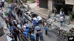 Сирия, Ливан.