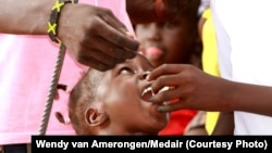 South Sudan Cholera Vaccination Campaign