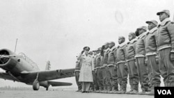"Tuskegee Airmen: ""All Blood Runs Red."""