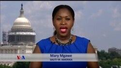 Washington Bureau: Siku ya Mashuja Marekani