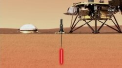 Sonda Insajt sletela na Mars, misija može da počne