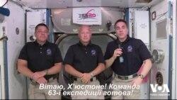 Астронавти НАСА розповіли про те, як пройшла стиковка корабля SpaceX з МКС. Відео