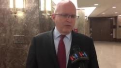 Рикер: Северна Македонија работеше напорно за влез во НАТО