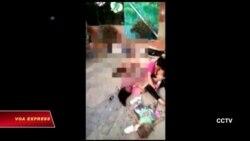 Nổ lớn tại trường mầm non Trung Quốc, 7 người chết