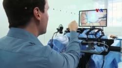 SHORT VIDEO. Ռոբոտ վիրաբույժն աչքի վիրահատություն է իրականացրել