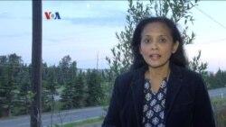 Buka Puasa Diaspora Indonesia di Alaska