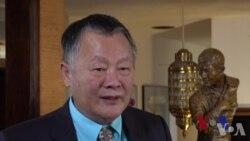 魏京生专访:美国让共产党挣了钱是巨大错误