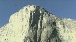 Hazaña en Yosemite