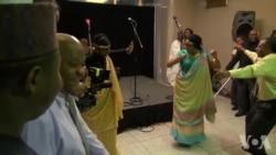 VOA HAUSA TV: AMURKA - Liyafar Sabuwar Shekara a Sashen Afrika na VOA, Janairu 14, 2016