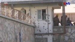 Afganistan'da İçişleri Bakanlığı'na Saldırı Girişimi