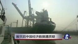 股灾后中国经济数据遭质疑