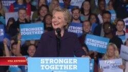 Bà Clinton: Mỹ có thể gọi Thái Bình Dương là 'biển Hoa Kỳ'