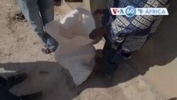 Manchetes africanas 12 Agosto: Moçambique - Famílias regressam lentamente às suas aldeias em Mocimboa da Praia