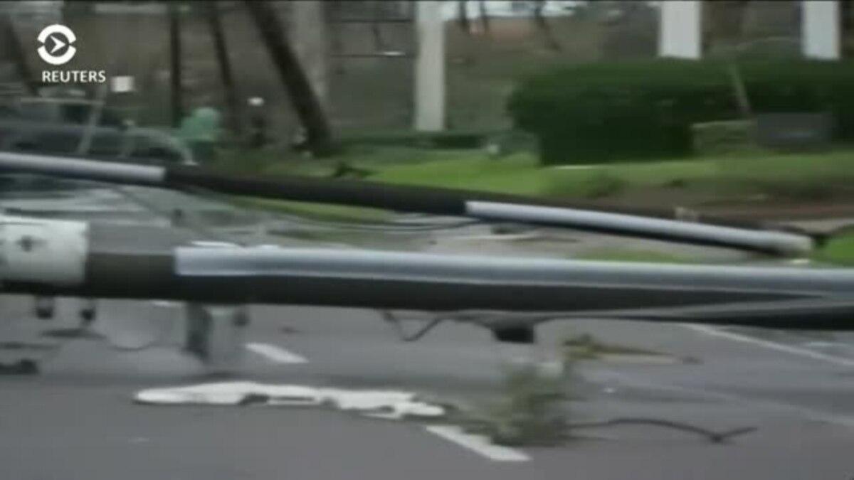 Ураган «Майкл» движется на северо-восток