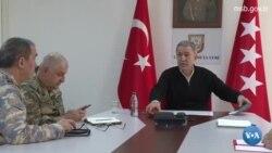 Turkiya mudofaa vaziri: Rossiya majburiyatini bajarsin
