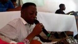 Ayiti: Talan yon Nonm ki Andikape