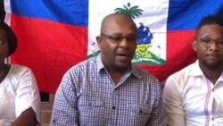 Pastè Gérald Forges, manm komite òganizate manifestasyon ki fikse pou dimanch 28 fevriye 2021 an