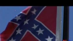 Amerikada konfederatsiya bayrog'iga qarshi kampaniya boshlandi