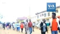 Manifestations contre la Monusco à Beni