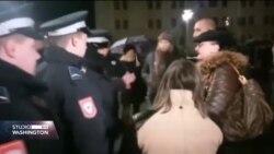 """BANJA LUKA: Policija onemogućava okupljanje grupe """"Pravda za Davida"""""""