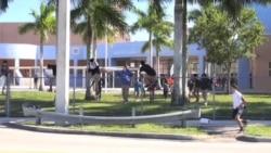 Marchan en Florida por ciudad santuario
