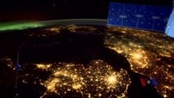 俯瞰地球 美丽行星