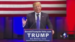 共和党总统候选人在爱奥华党团初选之前辩论
