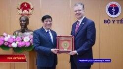 Việt Nam đề nghị Mỹ hỗ trợ vaccine COVID