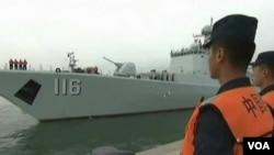 2013年是美國與中國安全關係艱難的一年
