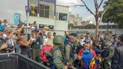 Venezuela ႏုိင္ငံေရးတင္းမာမႈ အေမရိကန္အနီးကပ္ေစာင့္ၾကည့္