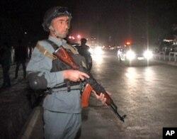 برهان الدین ربانی در انفجار کابل کشته شد
