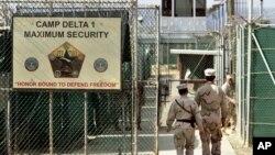 دا مهال د ګوانتانامو په زندان کې ۶۱ بندیان ساتل کیږي.