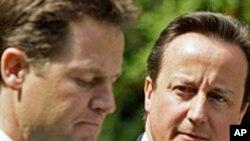 Британската надворешна политика на новата влада