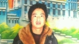 Wangchen Norbu took the picture today (November 19) in Rebkong before his self-immolation later that day.