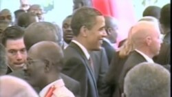 奥巴马非洲行--中国为美国打开非洲视窗