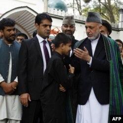 Hamid Karzay Amerikani tez-tez tanqid qilib turadi, Vashington ham - uning hukumati haqida achchiq gapirgan.