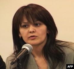 Tojikistonlik Firuza Rahimova
