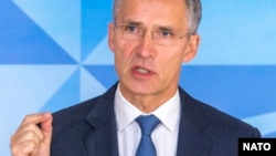 Sakataren NATO Janar Jens Stoltenberg