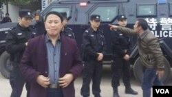 中国民革委员挑战泸州命案结论受压改看法