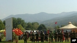 АРМ во Охрид прослави 19 години од формирањето