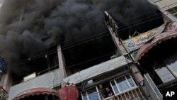 Izraelski vazdušni napad na Gazu