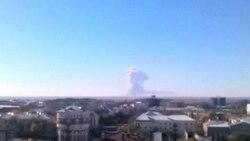 Под Оренбургом взорвались боеприпасы