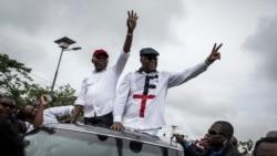 Discours du président-élu Félix Tshisekedi