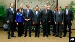 Comentarios surgen durante la segunda ronda de conversaciones comerciales entre China y EE.UU. que se realiza en Beijing.