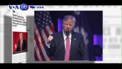 Ông Trump nhắm mục tiêu vào cựu Tổng thống Bush (VOA60)